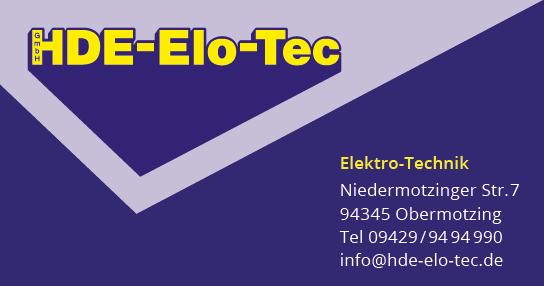 HDE ELO Tec GmbH